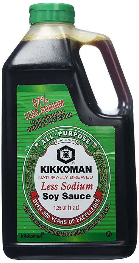 Soya Sauce Green Kikkoman 1.6L 1