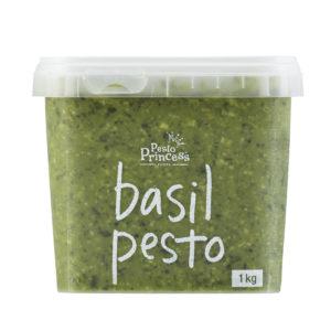 Basil Pesto Pesto Princess