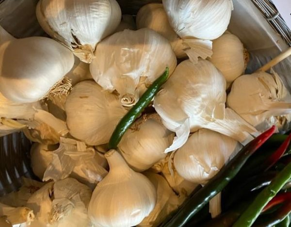 Home Groceries Garlic