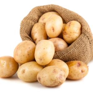 potatoes bag