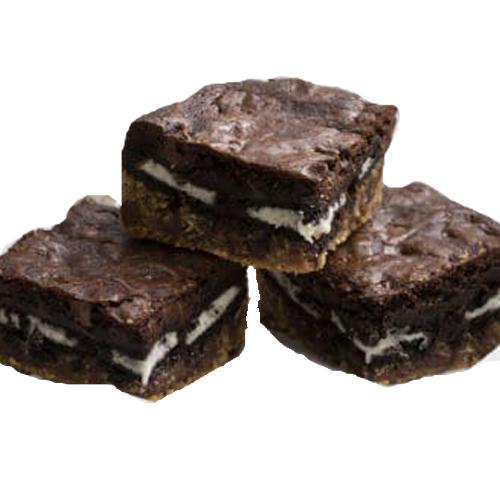 Chocolate brownies 1