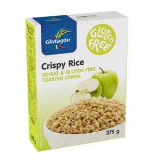 Gluten Free Crispy Rice (Pops) 375g