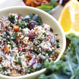 Silan Quinoa Salad